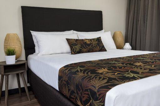 Barrington Batik Bed Runner & Cushion
